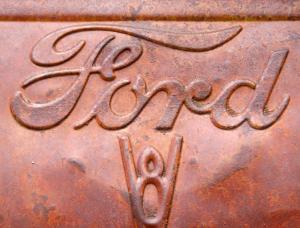 Logo der Automarke Ford